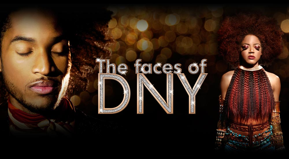 The faces of DNY